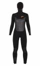 RRD Fahrenheit 6/4 csuklyás téli női neoprene ruha