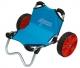 Ascan Beach Cart szörf szállító kocsi és ülés