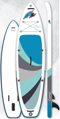 F2 Comet inflatable SUP board>
