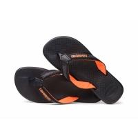 Havaianas Surf pro flip-flop - black>