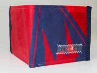 ReSaiCle -  Gaastra Logo red wallet>