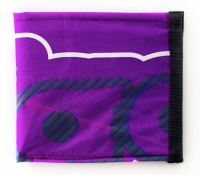 ReSailCle - Gaastra purple wallet>