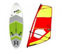 Bic + Tiki complete windsurf set>