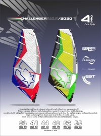 Challenger Sails 4pro 2020>