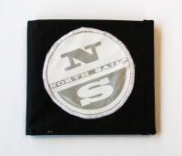ReSailCle - North black pénztárca>
