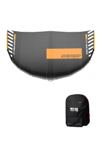 Complete RRD Wing set 2 times used>
