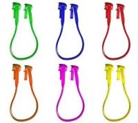 Clip harness line>